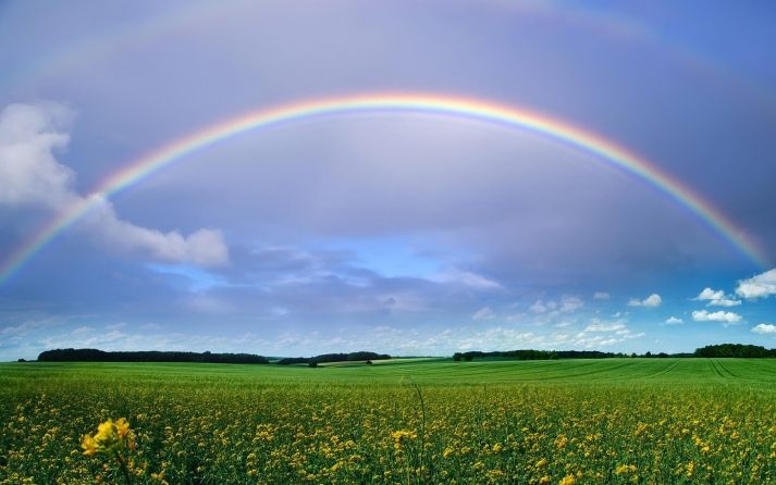 real_rainbow_clipart_wallpaper